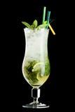 Koude cocktail stock foto's
