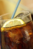 Koude drank Royalty-vrije Stock Afbeeldingen