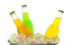 Koude dranken Royalty-vrije Stock Foto's