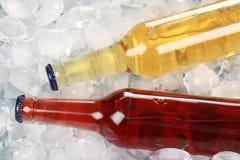 Koude dranken Royalty-vrije Stock Afbeeldingen