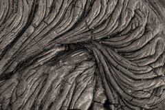 Koude lava Royalty-vrije Stock Foto's
