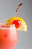 Koude roze cocktail Stock Foto