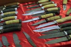 Koude wapens Royalty-vrije Stock Afbeeldingen