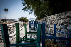Koufonisi island in Greece! Stock Photography
