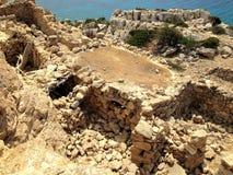 Koufonissia,希腊 图库摄影