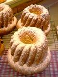 Kougelhof cakes Royalty Free Stock Photo