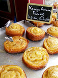 Kouign amann Stock Photos
