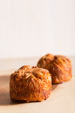 Kouign amann pastry Royalty Free Stock Photography