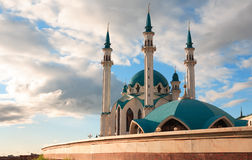 Koul-Sharif Mosque Royalty Free Stock Photos