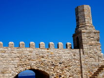 Koules Fortress In Heraklion Greece Stock Image