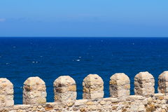 Koules Fortress In Heraklion Greece Stock Photography