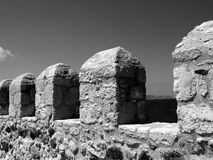 Koules Fortress In Heraklion Greece Royalty Free Stock Image