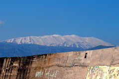 Koules Fortress Wall Heraklion, Crete Greece Royalty Free Stock Images