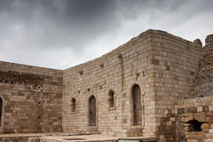 Koules Venetian Fortress. In Heraklion city, Crete, Greece Stock Photography