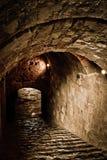 Koules Venetian Fortress. In Heraklion city, Crete, Greece Stock Photos