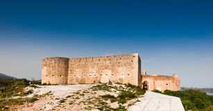 Koulos Fortress Royalty Free Stock Images