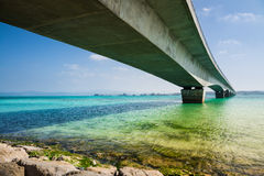 Kouri-Brücke Stockfotos