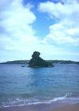 Kouri wyspa Zdjęcie Stock