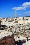 Kourion,塞浦路斯 免版税库存照片