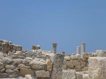 Kourion, Кипр стоковые фото