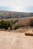 Kourion Archeologiczny miejsce Obraz Stock