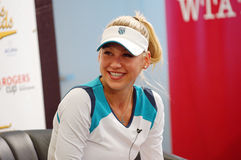 Kournikova Anna in Toronto (37) Royalty Free Stock Photos