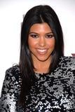 Kourtney Kardashian lizenzfreies stockbild