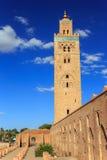 Koutoubia in Marrakesh, Morocco Stock Image
