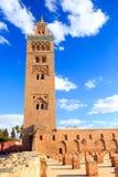 Koutoubia in Marrakesh, Morocco Stock Images