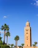 Koutoubia in Marrekesh, Morocco Stock Images