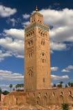 koutoubia meczet Zdjęcie Stock