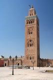 Koutoubia Moschee Stockfotografie