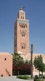 Koutoubia Moschee in Marrakesch Stockbild