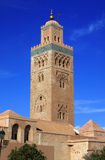 Koutoubia Mosque in Marrakech, Stock Image