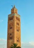 Koutoubia Mosque Royalty Free Stock Photo