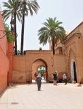 Koutoubia Mosque Royalty Free Stock Image