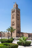 Koutoubia Mosque Stock Photos