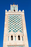 Koutoubia mosque in Marrakesh Stock Images