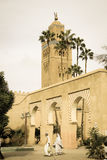 Koutoubia Mosque. Marrakesh . Morocco Royalty Free Stock Photos