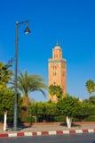 Koutoubia Mosque Royalty Free Stock Photos