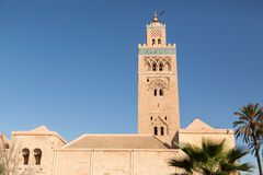 The Koutoubia Royalty Free Stock Images
