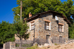 Kovachevitsa House Royalty Free Stock Photos