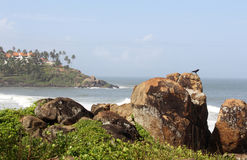 Kovalam beach Stock Photography