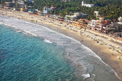 Kovalam beach Royalty Free Stock Photos