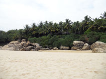 Kovalam beach Royalty Free Stock Photos