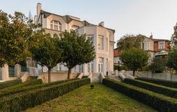Kovarovic Haus Stockfotos