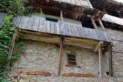 Kovatchevitca dorp-Museum, Kerk Stock Afbeeldingen