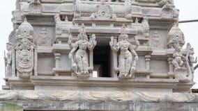 An unpainted Kovil in sri Lanka royalty free stock image