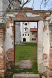 Kovilj monastery in details Stock Photography