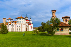 Kovilj Monastery in Fruska Gora - Serbia Royalty Free Stock Photography